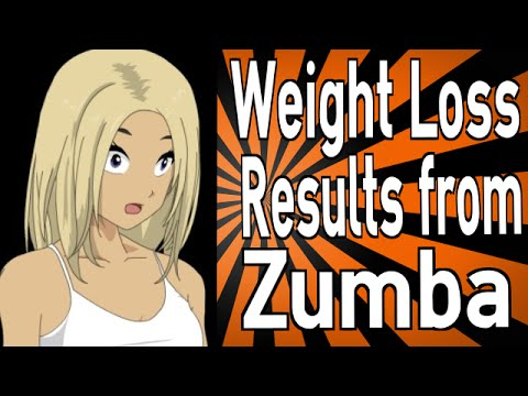 Weight Loss Results from Zumba