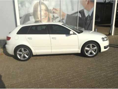 2011 AUDI A3 1.4 TFSI Attraction Stronic Auto For Sale On Auto Trader South Africa