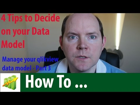4 tips to decide on your qlikview data model - techstuffy.tv