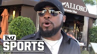 STEELERS COACH MIKE TOMLIN -- I DON