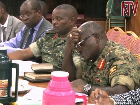 Parliament queries UPDF on proposed compulsory military service
