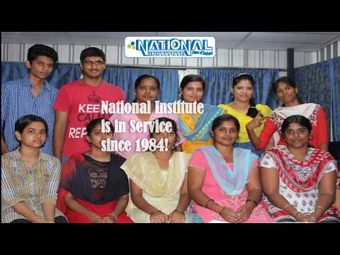National Institute Services presentation 0518 General