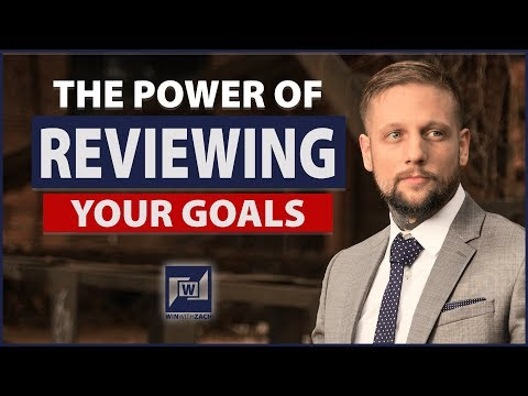How To Review Your Goals And Achieve More