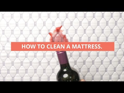 How To: Clean a Memory Foam Mattress