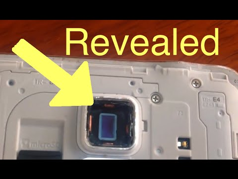 Revealed: 16 Megapixel Camera Sensor (Samsung Galaxy Note 4)