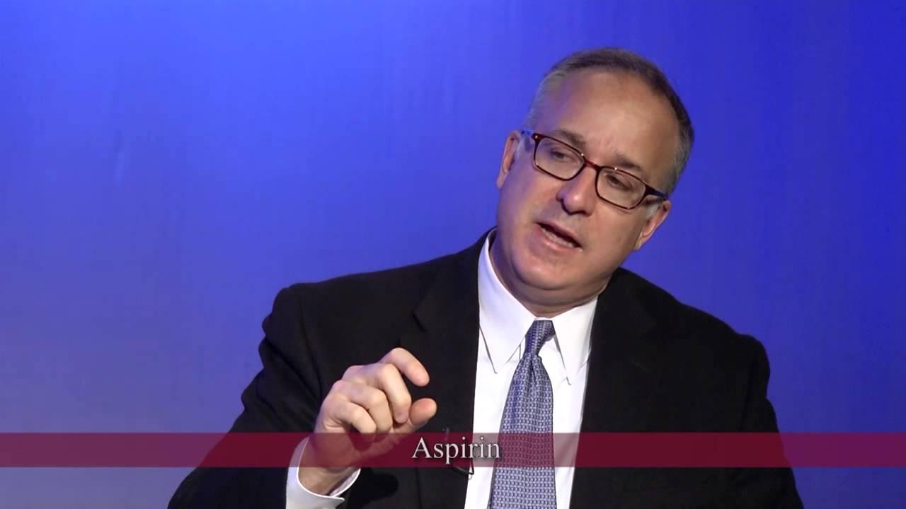 Aspirin:  The Latest Thinking