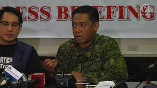 Former Maute hostage Father Chito wants to hold mass
