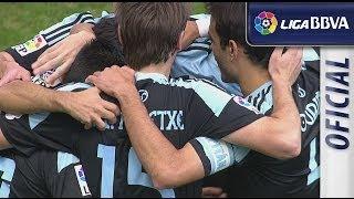 Resumen de Málaga CF (0-5) Celta de Vigo - HD