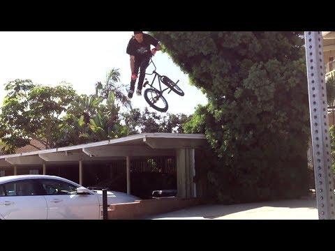 DYLAN STARK IS INSANE ON A BMX BIKE