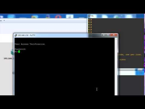 Telnet Vs SSH - Difference betweenTelnet and SSH Configuration