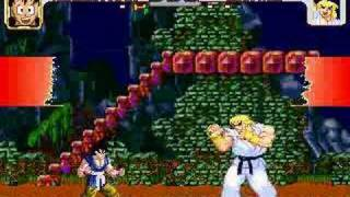 Download Kakarotto GT vs Holy Ken Video