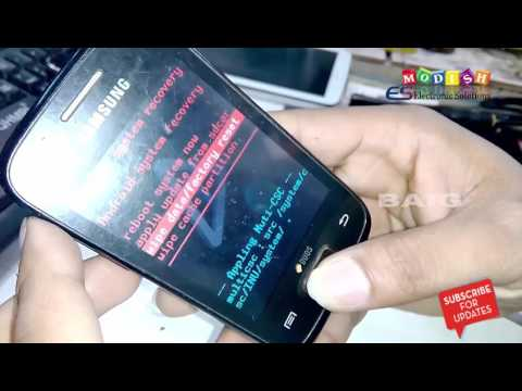 Any Android mobile Factory Hard Reset ( SAMSUNG S6102 Galaxy Y Duos) Hard reset and Pattern lock