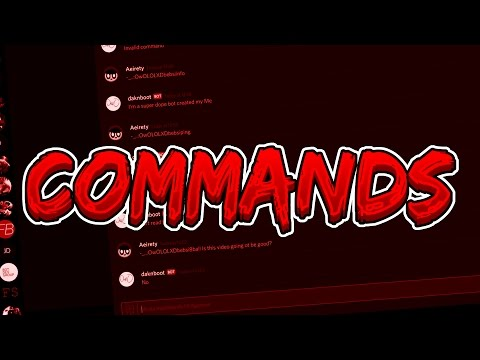 COMMANDS | Discord Bot Coding Tutorial #2 (Node JS & Discord JS)