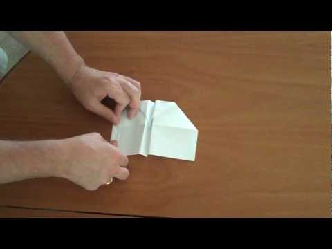 Nose Heavy Paper Airplane