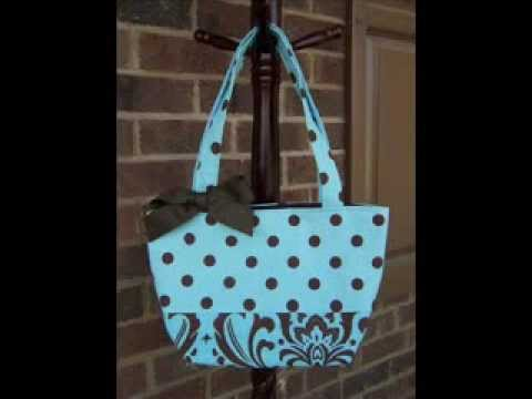 Design your own handbag with Maddy Moo Creations!