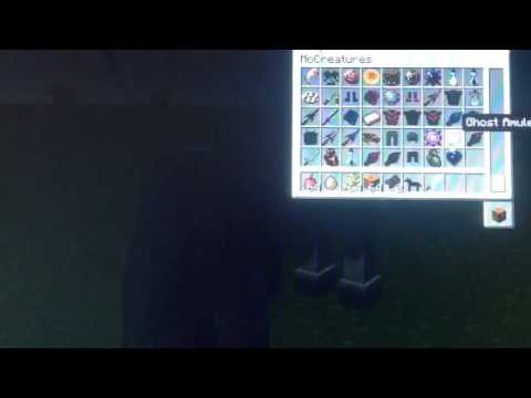 How to get a mo creatures zombie horse in Minecraft 1.7.10