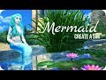 Sims 4 Create A Sim | Mermaid