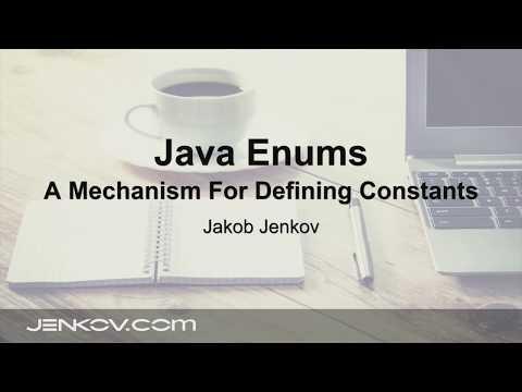 Java Enum