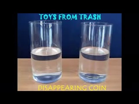 Disappearing Coin | Marathi | Fun with Light