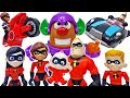 We Are Superhero Family The Incredibles 2 Show Them Your Power ToyMartTV