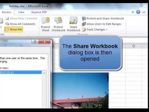 MS Excel 2010:Merge Workbooks