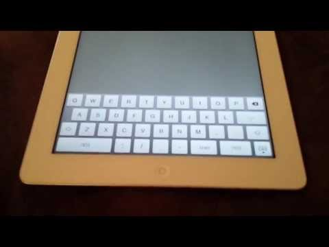 Quickly switch keyboard layouts on the iPad