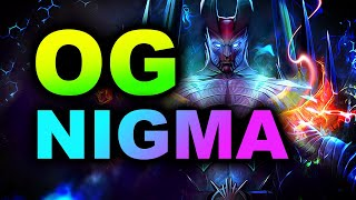 OG vs NIGMA - TI CHAMPIONS GAME - DPC EU 2021 DREAMLEAGUE S15 DOTA 2
