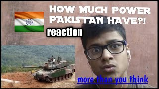 how much power pakistan posses|| INDIREACTS. || indian reacts || ftd FACTS|| pakistan powe:isi