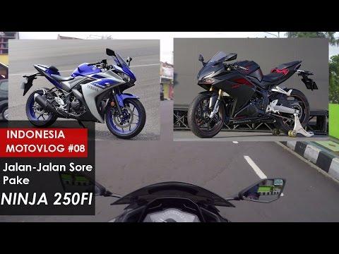 Test Ride Kawasaki Ninja 250FI | Pilih Ninja 250FI atau R25 atau CBR250RR #08