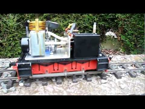 Live diesel locomotive for the Seychelles Government Railways in France 3