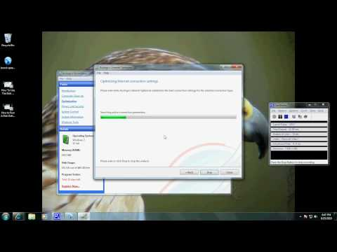 How to Use the Internet Optimizer in Auslogics BoostSpeed