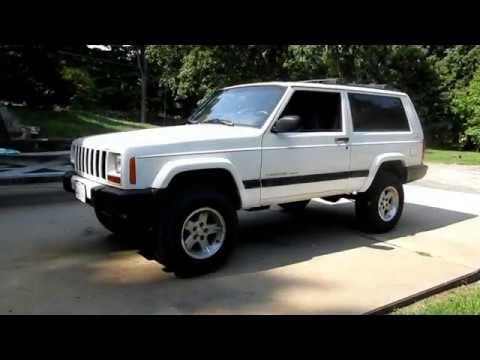 Project XJ Winter Beater: Part 13 Bad Jeep U-joint Change