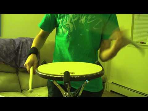 Drum Tutorial - Traditional Grip