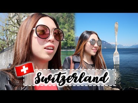 The Golden Pass   SWITZERLAND VLOG