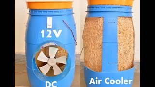 How to Make a 12v DC Air Cooler at Home - Easy Way