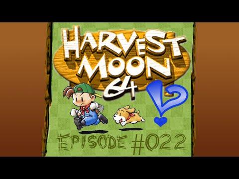 Harvest Moon 64 - Episode 022 - Purchasing a Kitchen!?