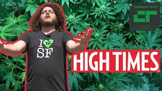 High Times Sells 60% of Company | Crunch Report