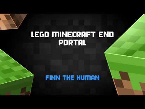 Lego Minecraft: How to make an end portal frame