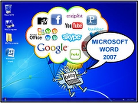 Cyber Skills For Everyone; Microsoft Word; Letter