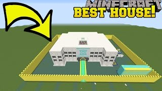 Minecraft: THE MOST EPIC HOUSE IN HISTORY!!! - TRAYAURUS
