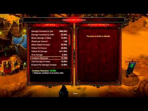 Diablo 3 Ultimate Evil Edition 2.1 Demon Hunter Marauder Set Guide