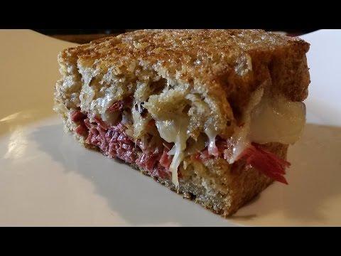 How to Make Homemade Reuben Sandwiches