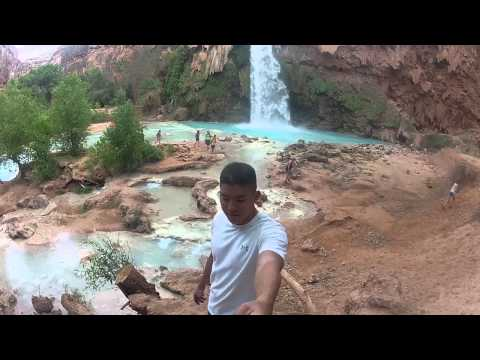 2014 Havasupai Falls Trip / GoPro / Start to Finish w/ Everything you NEED to know!