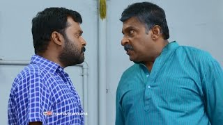 Krishnatulasi l Vasavan threaten over JIthu...! l Mazhavil Manorama