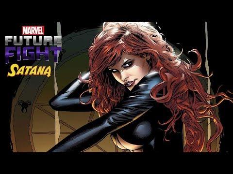 Marvel Future Fight Part 71 - Happy Valentines Day Love, Satana