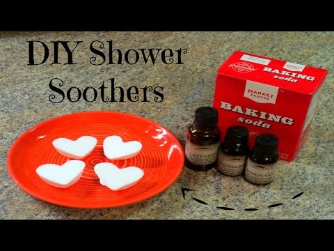 DIY Shower Soothers for Cold & Sinus Relief!