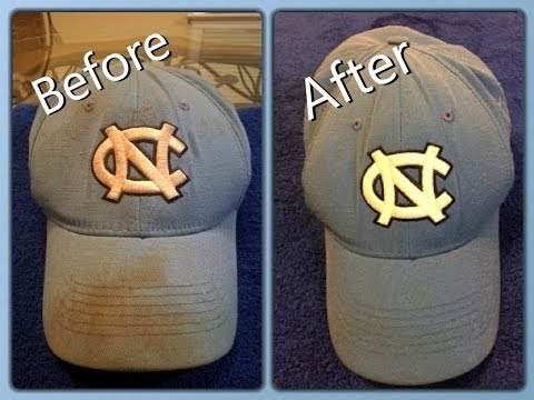 How to Clean a DIRTY Ball Cap - Update - answering your most asked questions