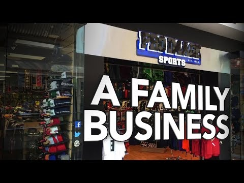 Pro Image Sports | A Family Business