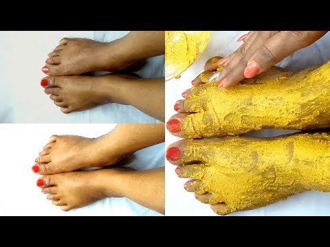 HOW TO GET A LIGHTER & YOUNGER FEET INSTANT RESULT 100% WORKING