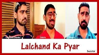 Lalchand Ka Pyar   Funny Haryanvi Video   Desistar   PK